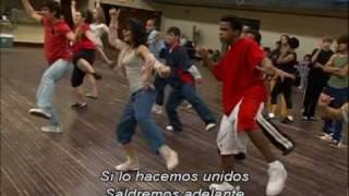 getlinkyoutube.com-HSM 2 - Work this out (Cámara de ensayo)