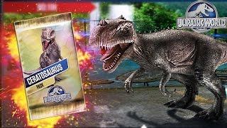 getlinkyoutube.com-CERATOSAURUS TOURNAMENT! - Jurassic World The Game - Gameplay HD