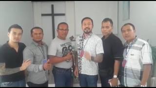 kesaksian JOHN KEI bersama PS MICHAEL PONELO. Hidup bagi KRISTUS Mati adalah untung