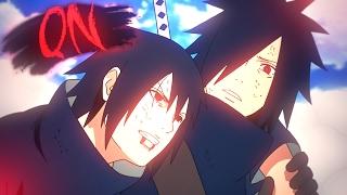 getlinkyoutube.com-Rap do Madara & Izuna (Naruto) | A lenda do Mangeykyo Eterno ft KRC