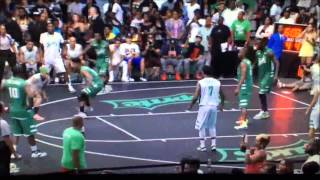 getlinkyoutube.com-Meek Mill at the BET sprite Celebratory basketball game