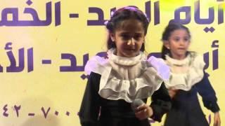 getlinkyoutube.com-قناة اطفال ومواهب الفضائية حفل توديع ليلى شوك الجزء الثاني الحفل