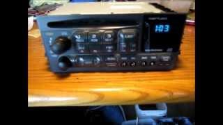 getlinkyoutube.com-Chevrolet Radio Light Bulb Replacement How To