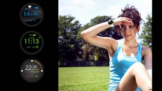 getlinkyoutube.com-KingWear KW18 Smartwatch