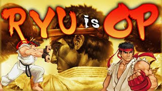 Ryu is OP - Smash Bros. Wii U Montage