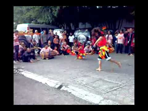 REOG PONOROGO Performance at Kraton Sri Pakualaman Surakarta Solo