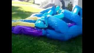 getlinkyoutube.com-Bounders how to inflate a bounce house
