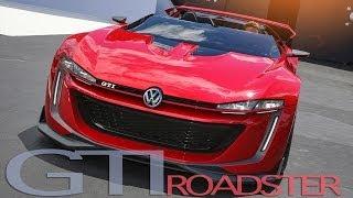 getlinkyoutube.com-VW Golf GTI Roadster - Golf R400 | Woerthersee 2014 Highlights