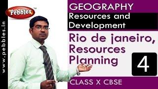 Rio de janeiro | Resources and Development| Geography | CBSE Class 10 Social Sciences width=