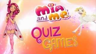 getlinkyoutube.com-Quiz-Game - Mia and me