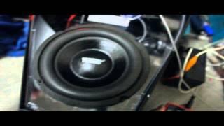 getlinkyoutube.com-เครื่องเสียงติดมอไซค์finoหัวฉีดBYช่างมิ้น M&M Sound
