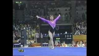 getlinkyoutube.com-Elena Chouchounova  Seul  88  Suelo  Final Individual