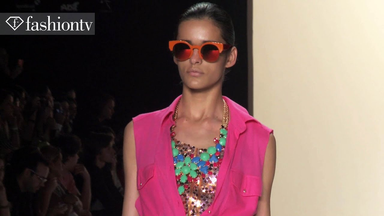 TNG Spring/Summer 2014 Show | Fashion Rio | FashionTV
