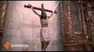 Veneran los cristos de Yanhuitlán