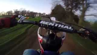 getlinkyoutube.com-Riding Dirtbike's At Jordan's House!!! (Episode - 3)