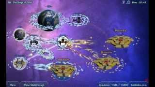 getlinkyoutube.com-Solarmax - Juego conquista el espacio hackeado.