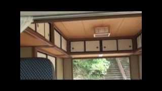getlinkyoutube.com-軽ワゴン車の後部を和室に改造