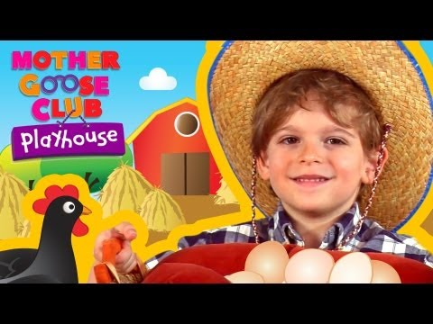 Hickety, Pickety - Mother Goose Club Nursery Rhymes -JvfOZlXpQ5w