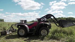 Wild Hare ATV System working in UK and elsewehere 2017 - Exclusively distributed by AMIA in Europe