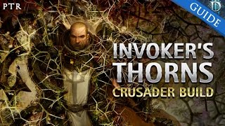 Crusader's Invoker Thorns Build Patch