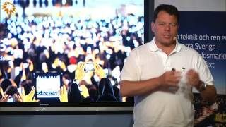 Lösningen på klimatutmaningen – ren energi från norra Sverige? -  Christoffer Svanberg