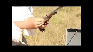getlinkyoutube.com-Tirs d'essai pistolet poudre noire