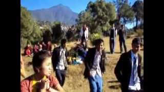 getlinkyoutube.com-New nepali christmas song 2014 -kohola junalai ratama