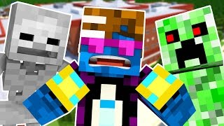 getlinkyoutube.com-Minecraft School Monsters: The First Day! (Minecraft Roleplay) #1