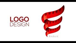 getlinkyoutube.com-Professional Logo Design - Adobe Illustrator cc (Endure)
