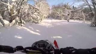 Tug Hill Snow Day (Jan 7, 2015)