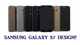 Samsung Galaxy s7 based on leak!