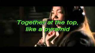 YouTube        - Pyramid by Charice ft Iyaz LYRICS+VIDEO.mp4