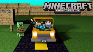 getlinkyoutube.com-Carros, Aviões, Bikes - Minecraft PE v0.13.1 (MOD)