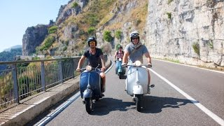getlinkyoutube.com-VESPA Road Trip Amalfi 2016 by SIP Scootershop