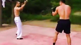 Kung Fu vs Kickboxing