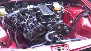 ALFA 75 v6 24v FIRST RUN GREECE