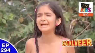 Baal Veer   बालवीर   Episode 294   Meher Falls Off A Cilff