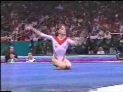 ATLANTA 1996 OLYMPICS GYMNASTICS EVENT FINALS PART 19
