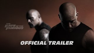 Traíler The Fate of the Furious