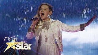"getlinkyoutube.com-Serena Rigacci - Whitney Houston - ""I will always love you"" - Next Star"