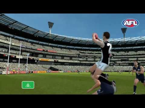 AFL Live 2011 Official Video Game Trailer HD For Xbox 360, PS3, Wii And PC
