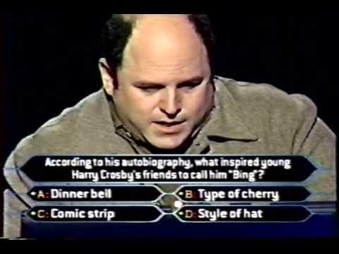 3/3 Jason Alexander on Celeb Millionaire