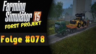 getlinkyoutube.com-Der Volvo ist da! | Forst-Projekt #78 Landwirtschaft Simulator 15 ★ Let's Play LS 15