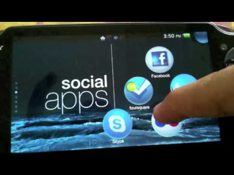 5 Things the PS Vita OS can do that iPhone/IOS cant