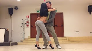 getlinkyoutube.com-VersuS - Sensual Dance | Nelson Freitas - Broken Heart