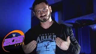 getlinkyoutube.com-The best of Austin Aries: WWE 205 Live, Feb. 21, 2017