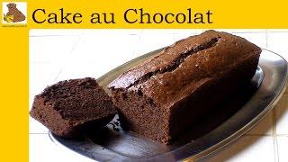 getlinkyoutube.com-Le cake au chocolat (recette rapide et facile) HD