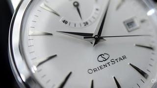 getlinkyoutube.com-Orient Star SEL05004W0 SEL05004W EL05004W Classic Dress Watch