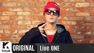 getlinkyoutube.com-Live ONE(라이브원): Full Ver. San E(산이)_Rap Genius is Coming Back with 'Season of Suffering'!_I Am Me