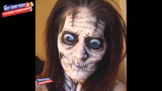 getlinkyoutube.com-Best Funny Videos 5 Compilation 2016 Scare Cam, Epic Fail